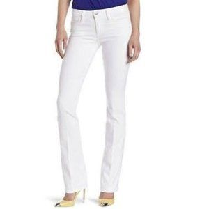 Joes Jeans - Provocateur Fit White Jeans - Size 27
